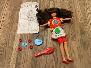Barbie Mattel Cool Tops Courtney Skipper Friend 1989 Vintage Doll