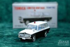 [TOMICA LIMITED VINTAGE LV-102a 1/64] MAZDA FAMILIA VAN PATROL CAR POLICE
