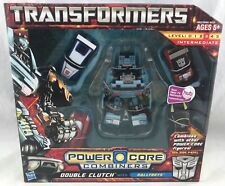 Transformers Power Core Combiners Double Clutch With Rallybots MISB