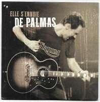 CD - DE PALMAS - Elle s'ennuie & déja