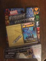 BRAND NEW, SEALED Marvel Build Figure Factory (2005) Toy Biz Mr. Fantastic Four