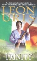 TRINITY by Leon Uris paperback book FREE SHIPPING Ireland historical fiction