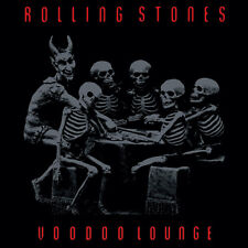 Rolling Stones - Voodoo Lounge - Ready Framed Canvas 40x40cm