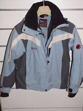mammut  drytech jacket mountain snow ski jacke giacca  outdoor  blue   s