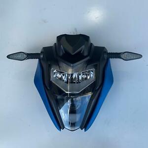 gzyf claro motocicleta faro linterna frontal Asamblea para Kawasaki Z1000/2007/2008/2009