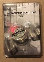 1 OFFICIAL BEYONCE FORMATION TOUR LIGHT-UP TEETH GRILL RARE SOLD OUT OTR