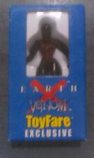 1999 asistente Toybiz Marvel Tierra X veneno exclusivo Toyfare Figura De Acción