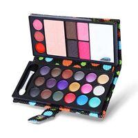 18 Colours Eyeshadow Eye Shadow Palette Makeup Kit Set Make Up Professional Box