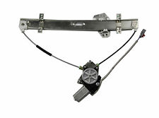 Power Window Regulator &  Motor Front Right Passenger Honda Civic Sedan 01-05