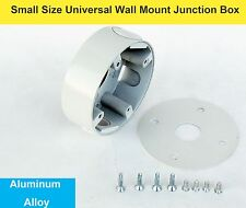 Universal Security Camera Mount Junction Box For Most Small Fixed lens camera