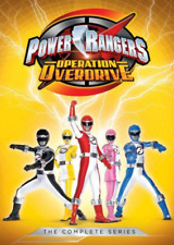 Power Rangers Operation Overdrive The Complete Series - DVD Region 1 Shipp