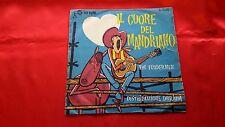 45 giri  - THE FENDERMEN  - IL CUORE DEL MANDRIANO