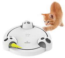 Frolicat Pounce Rotating Automatic Cat Fun Teaser Exercise Cat Toy