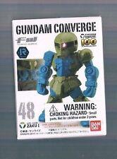 Gundam Converge #48 MS-05B Zuku I Bandai 2014 Fusion Works Sealed and New
