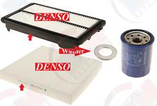 DENSO Air Filter 143-3141 Cabin Filter 453-2026 for 2011-2017 Honda Odyssey