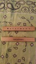 vintage watermans ans sheaffers pen boxes