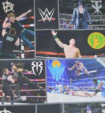 Papel tapiz de lucha de superestrellas de Wwe Raw Smackdown Niños Varios Colores EE. UU.