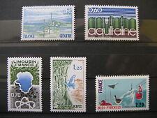 FRANCE neufs  n° 1863 à 1866 (1976)