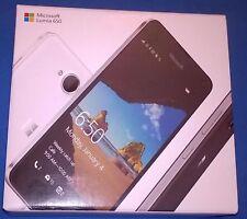 Nokia/Microsoft Lumia 650 Teléfono Móvil - 16 GB de memoria interna. Color Negro