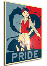 Poster Propaganda Fullmetal Alchemist Pride