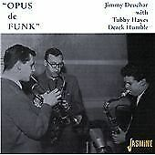 Jimmy Deuchar : Opus De Funk (CD) Jasmine Records 2001 vgc ++