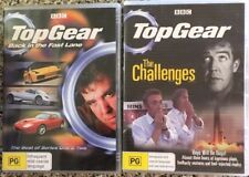 TOP GEAR TWO DVDs Back in the Fast Lane & The Challenges - DVD
