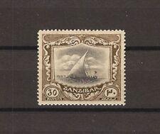 ZANZIBAR 1921-9 SG 297 MLH Cat £350 .VERY FINE