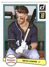 2016 Donruss Baseball 1982 Throwback #12 Bryce Harper Nationals