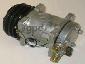 A/C  Compressor And Clutch- New Global Parts Distributors 6511421