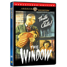 The Window DVD Barbara Hale Bobby Driscoll Paul Stewart