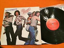 "CHICAGO ""HOT STREETS"" 1978  AUS Vinyl Lp Gatefold Cover  EXC/NMINT"