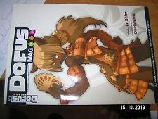 Dofus Mag n°1 Dofus Wakfu