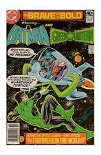 Brave and the Bold #155  DC 1979: Green Lantern & Guardians