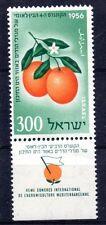 Israel - 1956 Citrusfruits congress Mi. 134 MNH