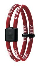 Trion Z Dual Magnetic Therapy Ionic Bracelet Red Size Small  NEW!!