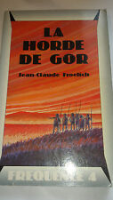 La horde de Gor - Jean-Claude FROELICH - Fréquence 4 (1987)