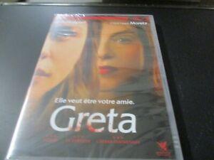 """DVD NEUF """"GRETA"""" Isabelle HUPPERT, Chloe Grace MORETZ"""
