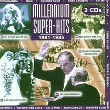 Millennium Super-Hits (1981-1985) Propaganda, OMD, Culture Club, Paul Y.. [2 CD]