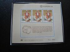 ACORES - timbre yvert et tellier bloc n° 6 n** (Z11) stamp