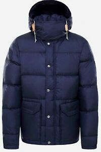 The North Face Sierra Down Parka Jacket Colour Aviator Navy Size L