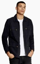 Mens Only & Sons Navy Adler Jacket Size M BNWT