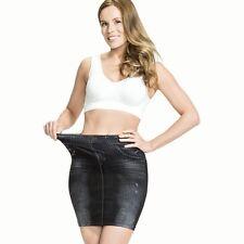 JML Trim 'N' Slim Skirt: Comfortable Slimming Shapewear Skirt XXL Vintage Black