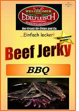 300 Gramm Beef Jerky Trockenfleisch BBQ Gewürzmischung