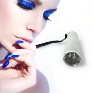 GEL NAIL LAMP | Gel Nail Polish UV Professional Portable Mini LED Travel Light
