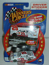 #29 KEVIN HARVICK 2002 GOODWRENCH 2001 ROOKIE OF THE YEAR WINNERS CIRCLE 1/64