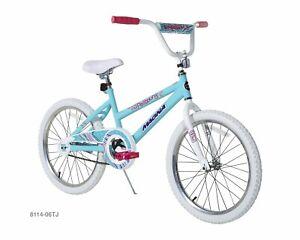 Girls BMX Style Bike 20 inch Wheel Single Speed