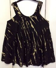 Tie Dye Baby Doll Style Top Suit Size 10 to 14