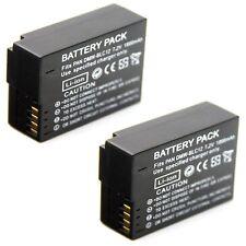 2x 1800mAh Li-ion Battery Pack for BP-51 Sigma DP2 quatrro camera Brand New
