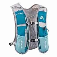 Running Hydration Vest Backpack Pack Ultra Trail Race Chaleco Hidratacion Hiking