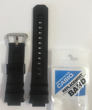 Casio Original G-Shock Band  G-7710  AW-591  AW-590  G-7700 Strap G7700  G7710